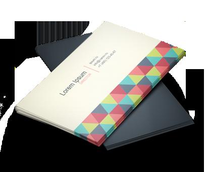 визитки на дизайнерском картоне одесса